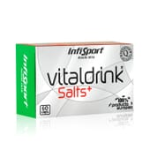 Vitaldrink Salts+ 60 Caps - Infisport - Sales minerales