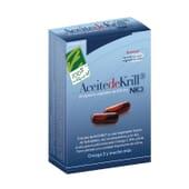 Aceite de Krill NKO 30 Caps - Cien por Cien Natural