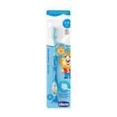 Chicco Cepillo Dental 3-6 Años Azul 1 Ud - Previene la caries