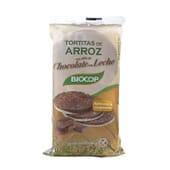 Tortitas de Arroz y Chocolate con Leche 100g - Biocop