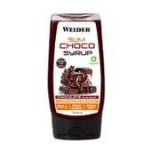 Sirope de Chocolate Slim 350g - Weider - Sin azúcar ni grasa