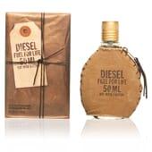 FUEL FOR LIFE HOMME eau de toilette vaporizador 50 ml | Diesel en NutriTienda
