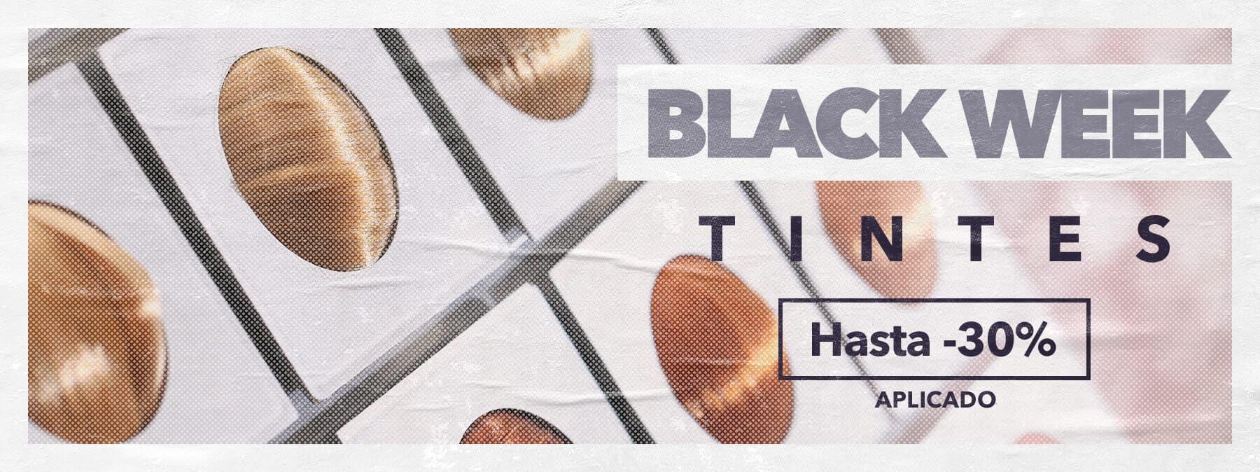 Tintes Black Week